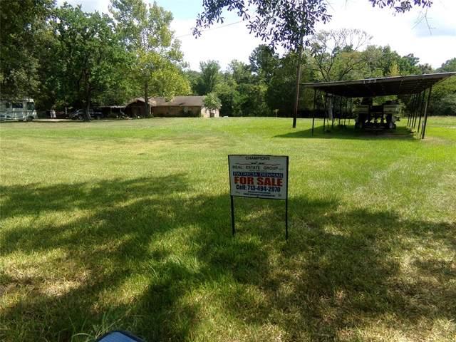 133 Jefferson Lane, Goodrich, TX 77335 (MLS #49166617) :: Connect Realty