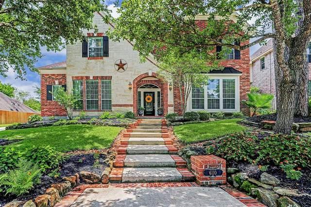 6110 Peachtree Hill Court, Kingwood, TX 77345 (MLS #49174736) :: The Parodi Team at Realty Associates