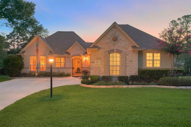 102 Blue Hill Drive, Montgomery, TX 77356 (MLS #49178161) :: The Sansone Group
