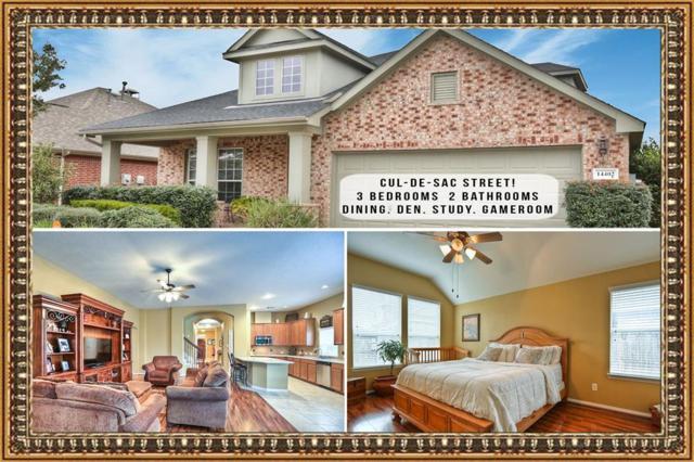 14402 Andrews Ridge Lane, Humble, TX 77396 (MLS #49183074) :: Christy Buck Team