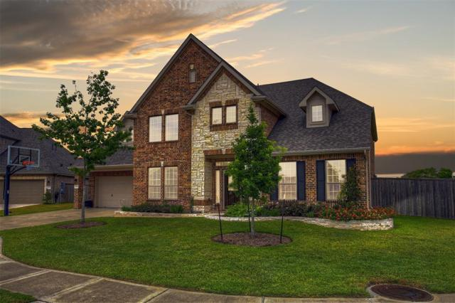 2225 Flower Croft Lane, League City, TX 77573 (MLS #49187425) :: The SOLD by George Team