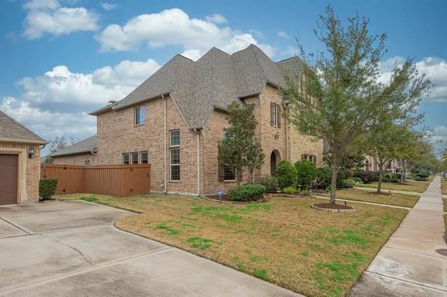 17606 Astrachan Road, Richmond, TX 77407 (MLS #49189532) :: Area Pro Group Real Estate, LLC
