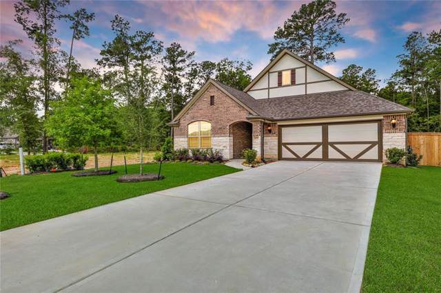 210 Mulberry Woods Court, Willis, TX 77318 (MLS #49192824) :: The Home Branch