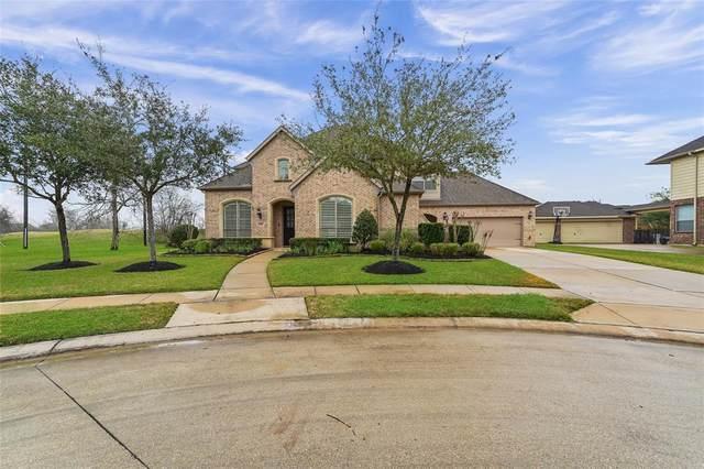 9207 Balsam Gap, Missouri City, TX 77459 (MLS #49200730) :: The Property Guys
