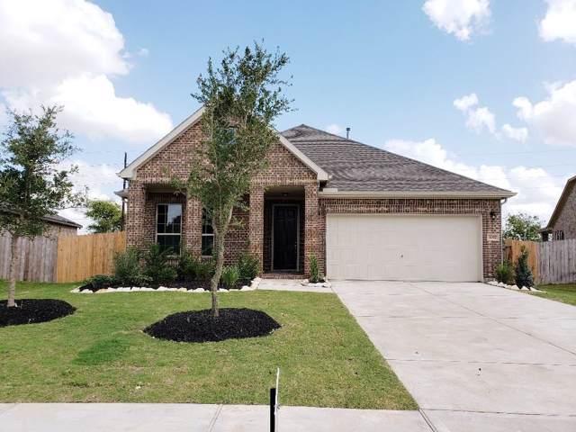 2027 Granite Park Lane, Rosenberg, TX 77469 (MLS #49219489) :: Green Residential