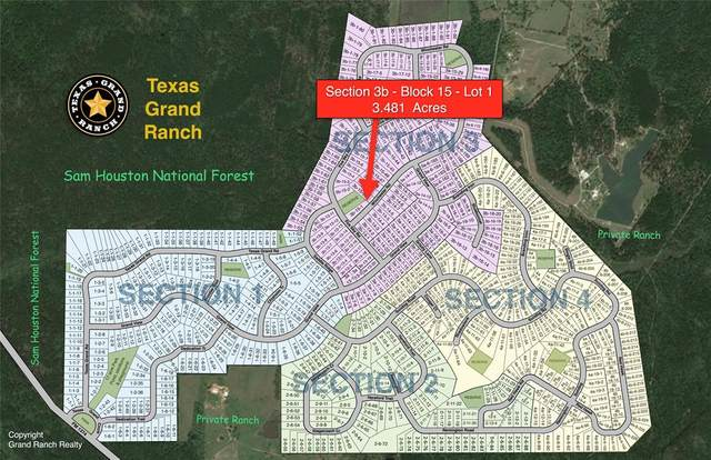 3b-15-1 Winchester Road, Huntsville, TX 77340 (MLS #49222424) :: The Sansone Group