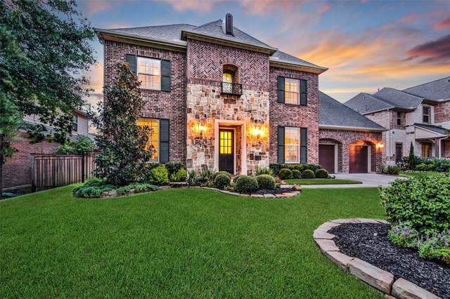 117 Golden Bush Place, Montgomery, TX 77316 (MLS #49228633) :: The Home Branch