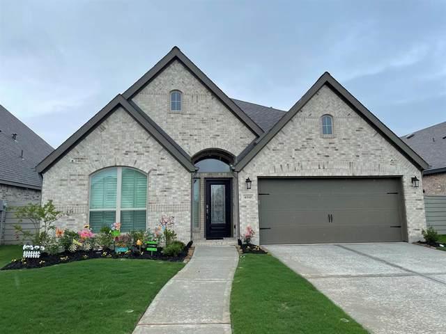 4310 Arbor Crest Lane, Manvel, TX 77578 (MLS #49240651) :: NewHomePrograms.com