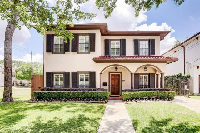 4209 Sunset Boulevard, West University Place, TX 77005 (MLS #4924785) :: Keller Williams Realty