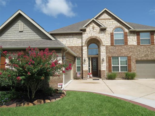 14017 Savannah Landing Lane, Rosharon, TX 77583 (MLS #49260287) :: NewHomePrograms.com LLC