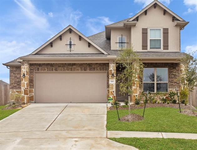 526 Boulder Park Circle, La Marque, TX 77568 (MLS #49270307) :: The Sansone Group