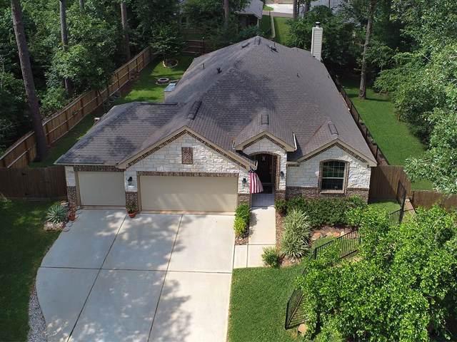 9009 S Comanche Cir Circle, Willis, TX 77378 (MLS #49278633) :: The Home Branch