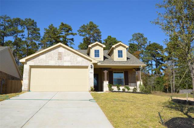 102 Pebble Springs, Cleveland, TX 77327 (MLS #49284069) :: The Bly Team
