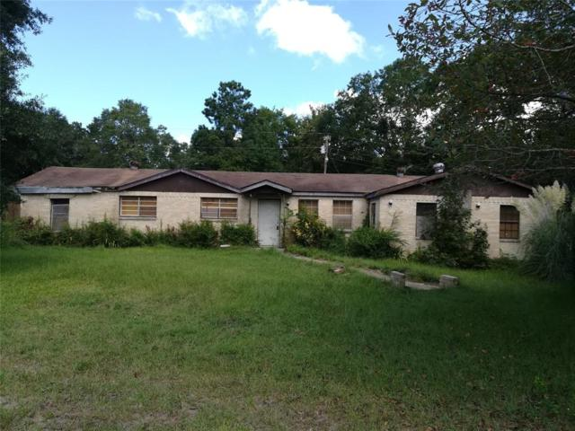 838 Jack White Road, Livingston, TX 77351 (MLS #49296103) :: The Johnson Team