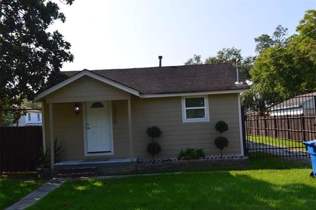 1016 Avenue H, South Houston, TX 77587 (MLS #49303939) :: Green Residential