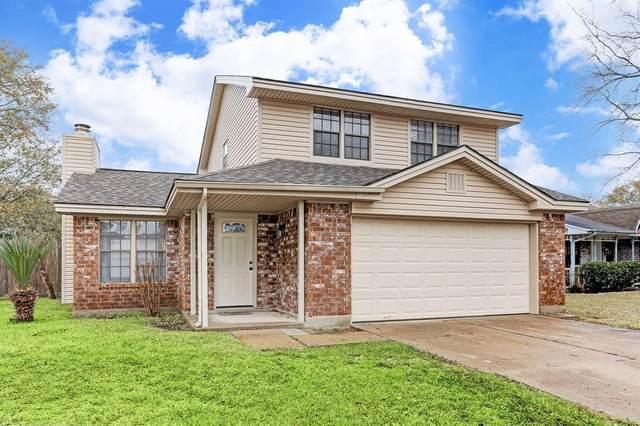 6835 Eagle Ridge Drive, Katy, TX 77449 (MLS #49306951) :: Texas Home Shop Realty