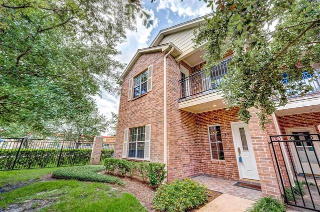 2865 Westhollow Drive #20, Houston, TX 77082 (MLS #49313644) :: Connect Realty