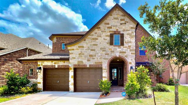 25172 Falling Leaves Drive, Porter, TX 77365 (#49316046) :: ORO Realty