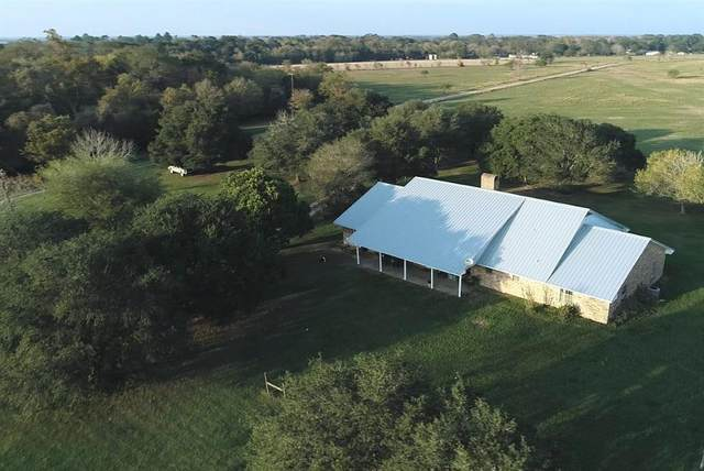 881 N Cr291 N, East Bernard, TX 77435 (MLS #49330295) :: The Bly Team