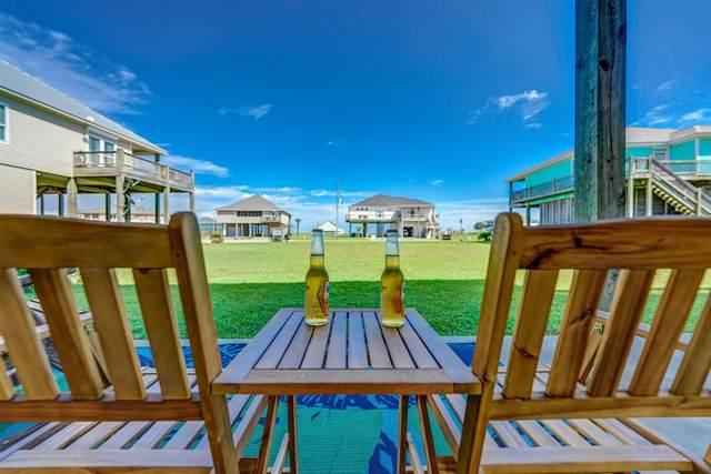 4418 Whaler Lane, Port Bolivar, TX 77650 (MLS #49333741) :: My BCS Home Real Estate Group