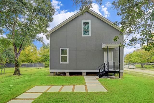 6657 Lozier Street, Houston, TX 77021 (MLS #49342001) :: Texas Home Shop Realty