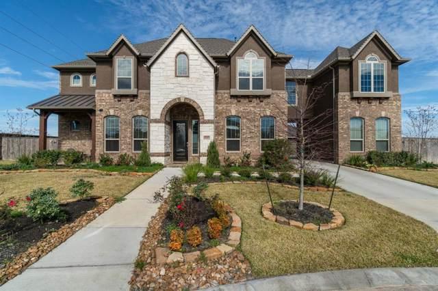 16403 Baston Creek Drive, Cypress, TX 77433 (MLS #49342067) :: The Parodi Team at Realty Associates