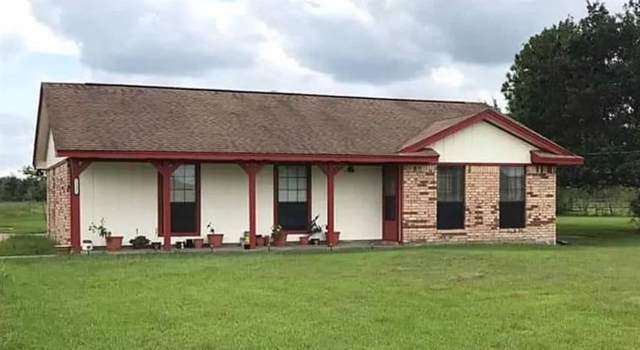 11535 Old Fannett Road, Beaumont, TX 77705 (MLS #49356233) :: Guevara Backman