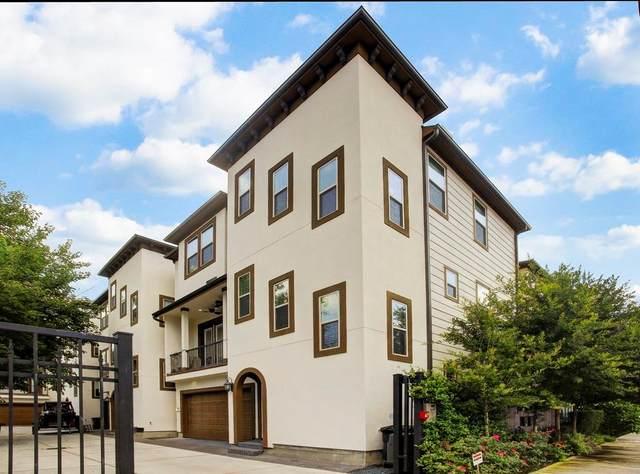 1031 W 21st Street D, Houston, TX 77008 (MLS #49361606) :: Giorgi Real Estate Group
