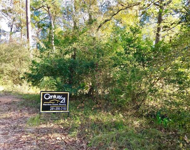 Lot 109 Marian Lane, Montgomery, TX 77316 (MLS #49365593) :: The SOLD by George Team