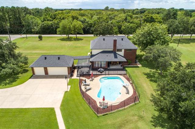 5325 County Road 166, Alvin, TX 77511 (MLS #49366736) :: The Bly Team
