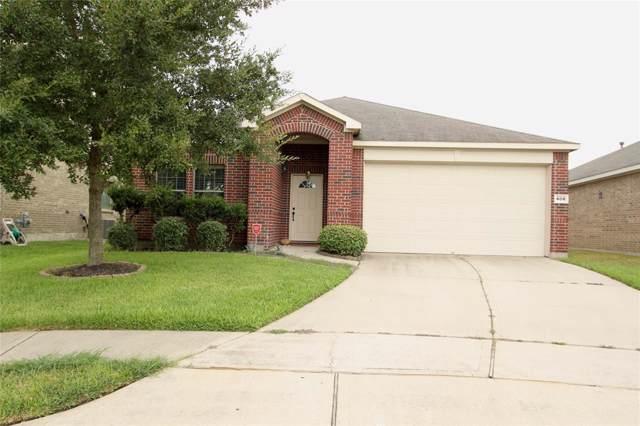 406 Mornington Lane, Katy, TX 77494 (MLS #49370960) :: The Heyl Group at Keller Williams