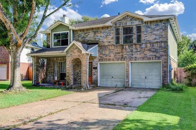 1711 Oak Ridge Drive, Kemah, TX 77565 (MLS #49374655) :: Michele Harmon Team
