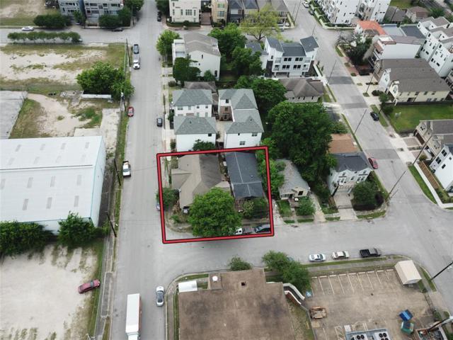 1403 Johnson Street, Houston, TX 77007 (MLS #49379856) :: The Heyl Group at Keller Williams