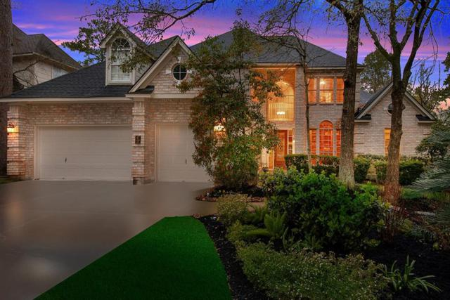 47 Pebble Cove Drive, The Woodlands, TX 77381 (MLS #49393547) :: The Bly Team
