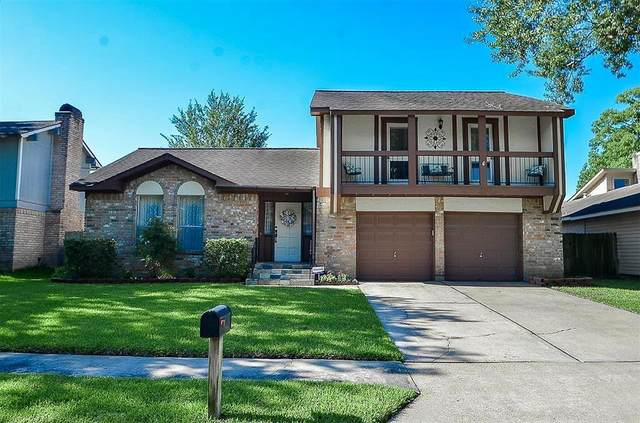 21307 Park Mount Drive, Katy, TX 77450 (MLS #49393925) :: The Home Branch