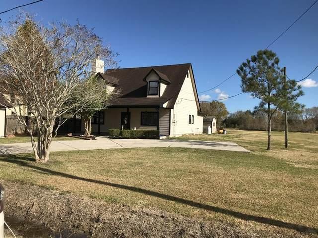5525 S Tower Road Road, Santa Fe, TX 77517 (MLS #49399122) :: Giorgi Real Estate Group