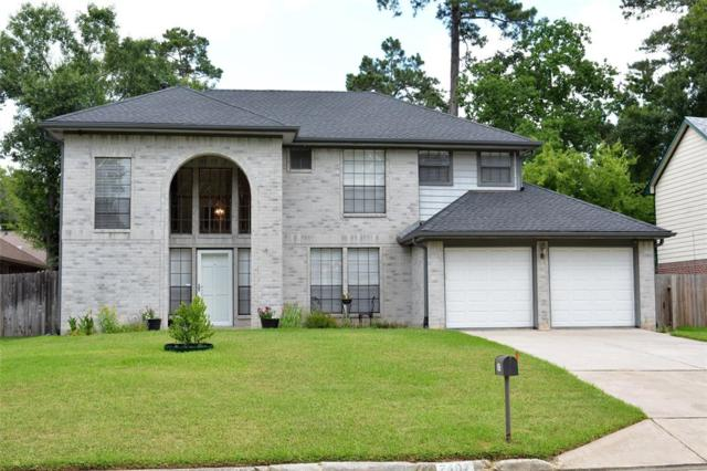 2407 Rolling Glen Drive, Spring, TX 77373 (MLS #49400263) :: Christy Buck Team