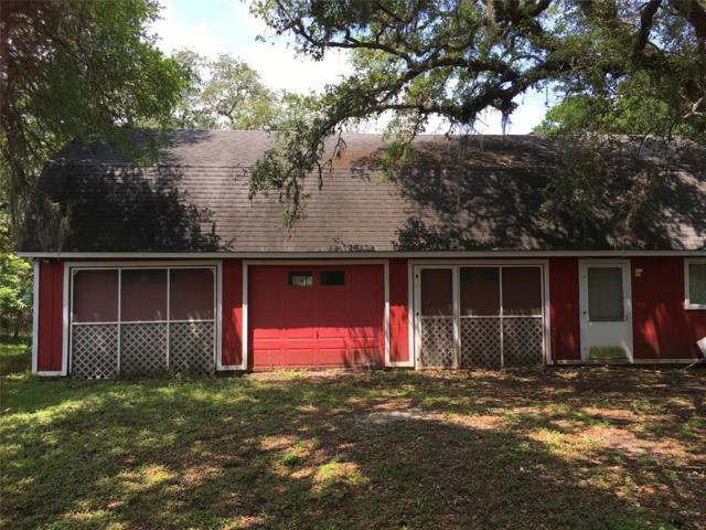 39 County Road 297 Oak Circle Circle, Sargent, TX 77414 (MLS #49402788) :: Texas Home Shop Realty
