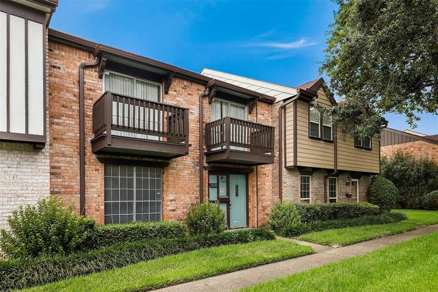 2230 Shadowdale Drive #345, Houston, TX 77043 (MLS #49423918) :: The Andrea Curran Team powered by Compass