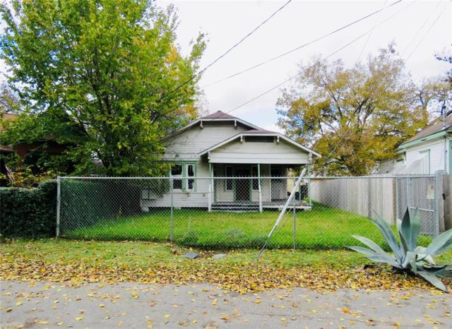 201 Marie Street, Houston, TX 77009 (MLS #49424668) :: Texas Home Shop Realty