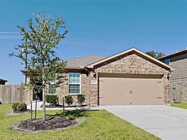 624 Totem Trail Drive, La Marque, TX 77568 (MLS #49432090) :: Giorgi Real Estate Group