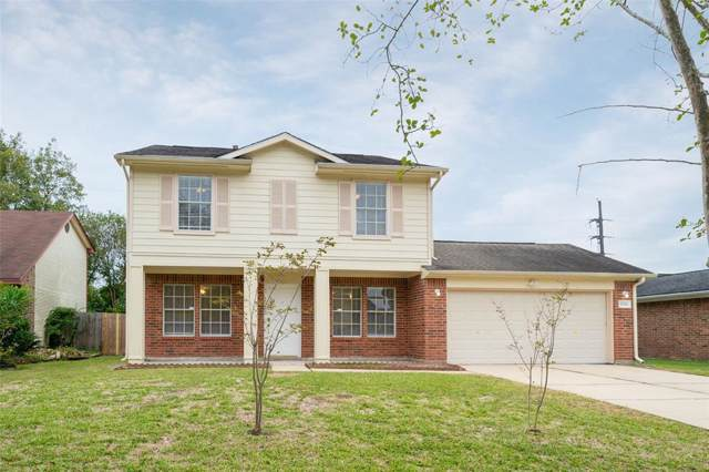 5306 Summit Lodge Drive, Katy, TX 77449 (MLS #494363) :: Ellison Real Estate Team