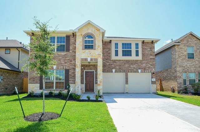 414 Forest Village Circle, La Marque, TX 77568 (MLS #49437749) :: The Sansone Group
