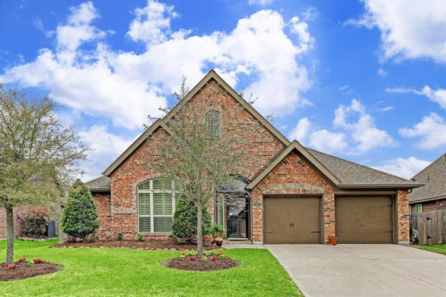 13812 Evening Wind Drive, Pearland, TX 77584 (MLS #49442408) :: REMAX Space Center - The Bly Team