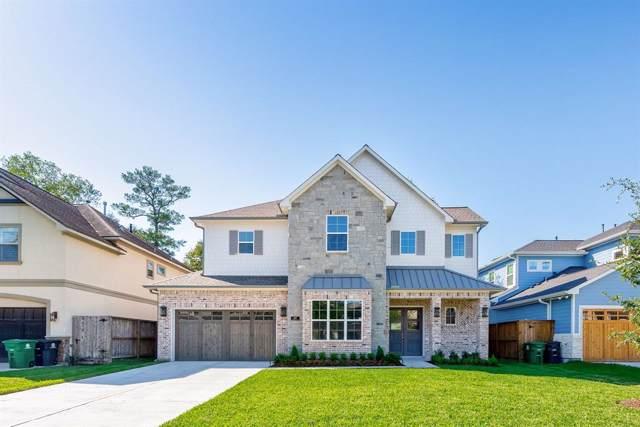 1347 Wakefield Drive, Houston, TX 77018 (MLS #49442734) :: Green Residential
