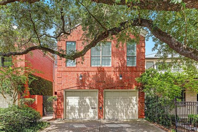 6306 Taggart Street A, Houston, TX 77007 (MLS #49443102) :: The SOLD by George Team