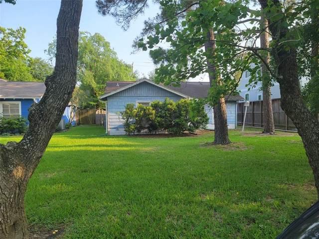 4921 Chestnut Street, Bellaire, TX 77401 (MLS #4944629) :: The Freund Group