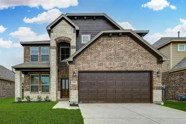 15006 Longleaf Forest Drive, Houston, TX 77090 (MLS #49449864) :: The Bly Team