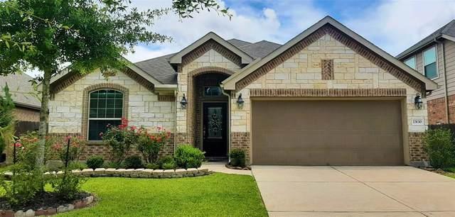 23130 Mestina Knoll Drive, Porter, TX 77365 (#49462868) :: ORO Realty