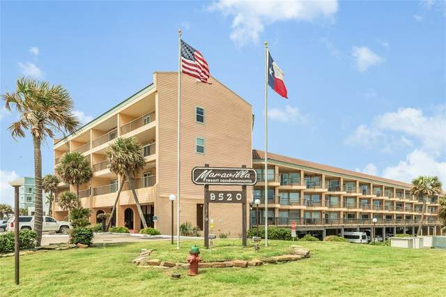 9520 Seawall Boulevard #206, Galveston, TX 77554 (MLS #49465050) :: Caskey Realty